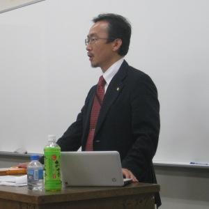 2011提携講座(杉山講師)
